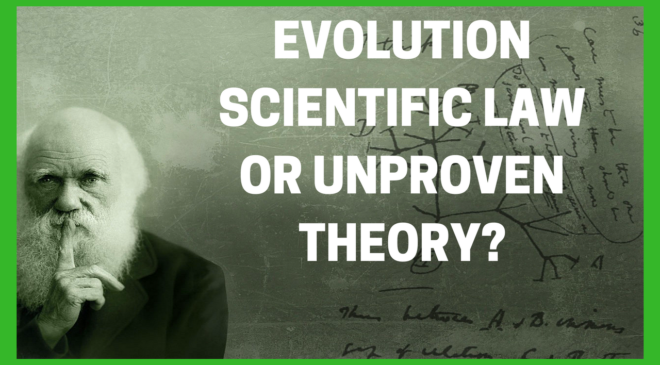 "Is Evolution a ""Fact"" of Science?"