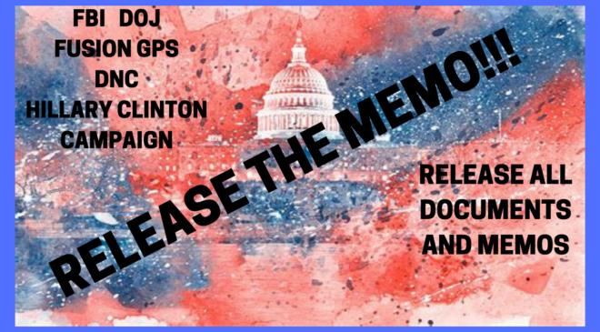 Release the Memo Already!!!
